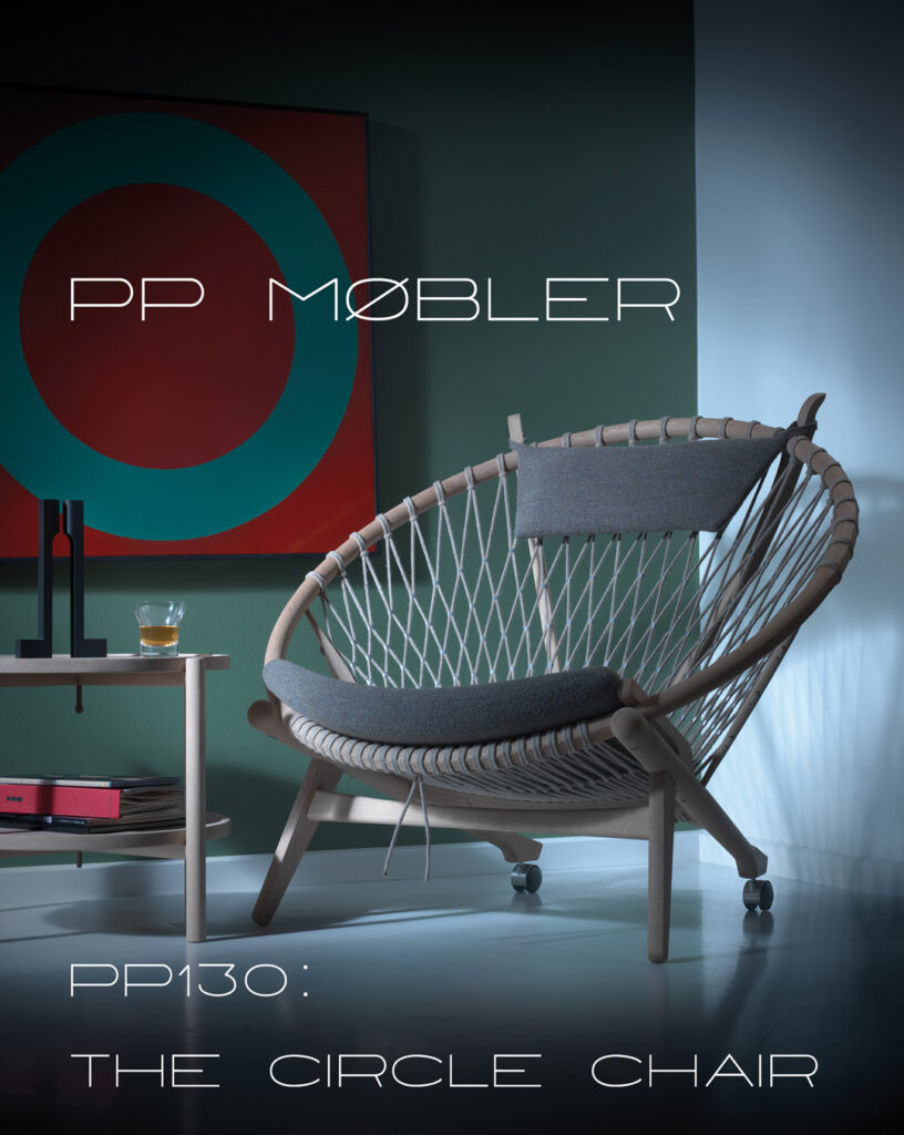 PP Møbler 130 Circle Chair