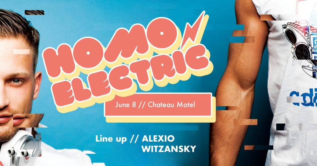 Homo Electric June 2019